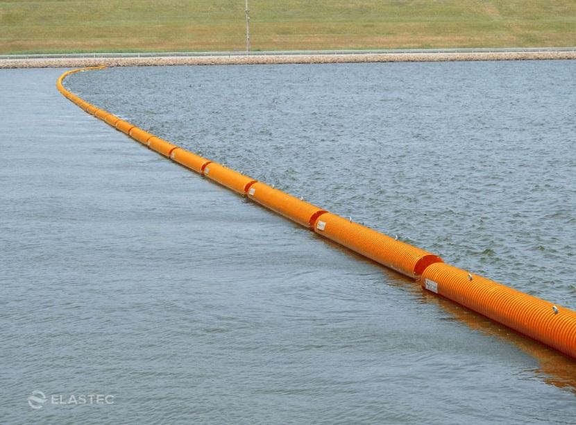 Bariery pływające